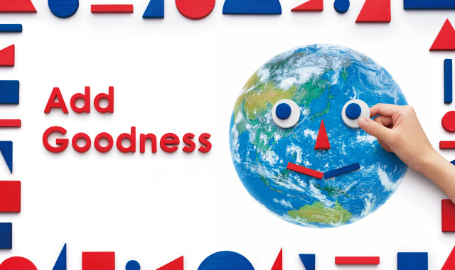 A global company that creates value for tomorrow and contributes to affluent lifestyles through innovative technologies